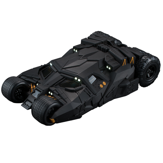 Batmobile Tumbler iPhone 5 Case