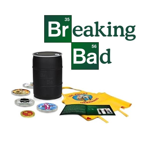 Breaking Bad - Die komplette Serie (Blu-Ray) Limited Edition
