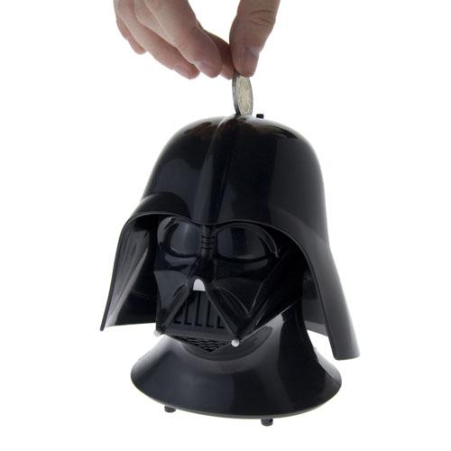 Darth Vader Spardose für Star Wars Fans