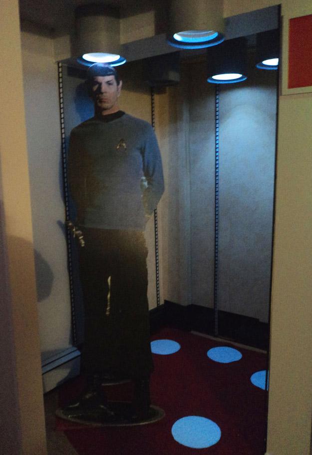 Star Trek Enterprise Wohnung von Line Rainville