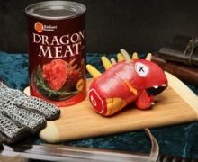 Drachenfleisch aus der Konserve