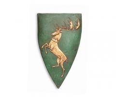 Game of Thrones Brosche Baratheon Wappen-Hirsch