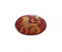 Game of Thrones Brosche Lannister Wappen-Löwe