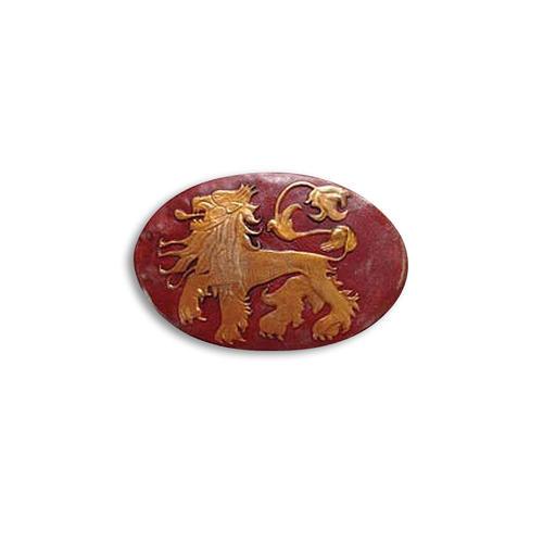 Game of Thrones Brosche Lannister Wappen-Löwe