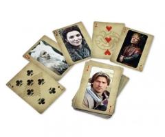 Game of Thrones Spielkarten You Win Or You Die