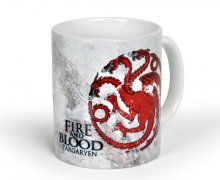 Game of Thrones Tasse Targaryen