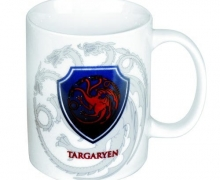Game of Thrones Tasse Wappen Targaryen