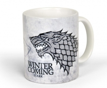 Game of Thrones Tasse Winter is Coming