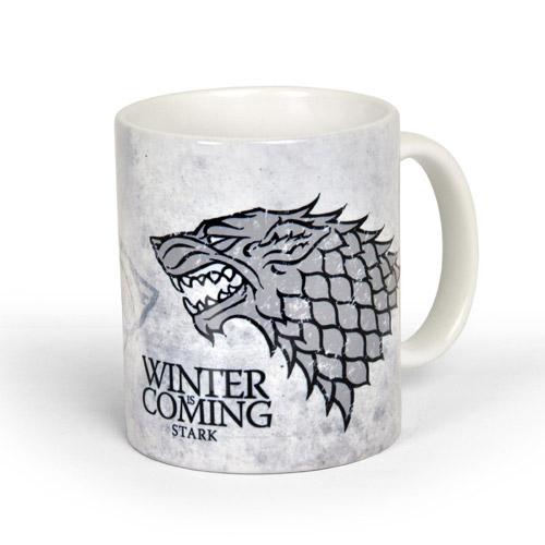 Game of Thrones Tasse Winter is Coming