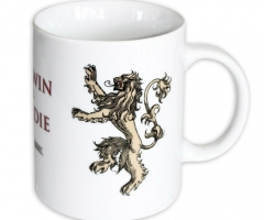 Game of Thrones Tasse You Win Or You Die