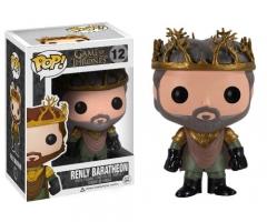 Game of Thrones Vinyl Pop! Figur Renly Baratheon