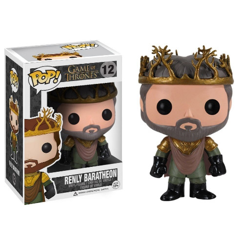 Game of Thrones Vinyl Pop! Figur Renly Baratheon
