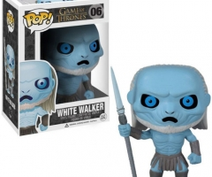 Game of Thrones Vinyl Pop! Figur White Walker