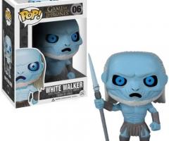 Game of Thrones Vinyl Pop! Figur White Walker