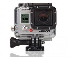 GoPro HD Hero3 Black Edition Helmkamera