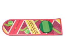 Das fliegendes Skateboard Hoverboard aus dem Film Zurück in die Zukunft HUVr