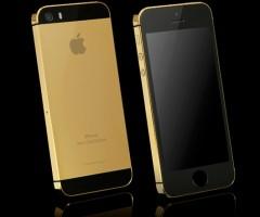 iPhone 5s aus Gold