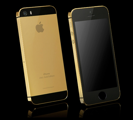 iPhone 5s aus Gold