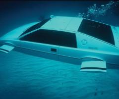 James Bond 007 Unterwasser-Fahrzeug Lotus Esprit
