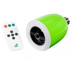 Ultron Boomer Light: LED Lampe mit Lautsprecher